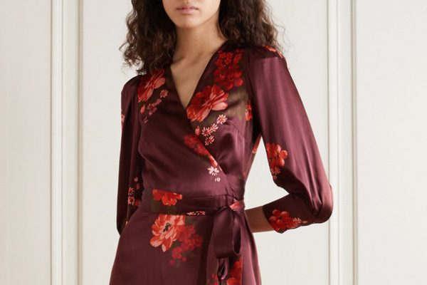 layer reformation dress