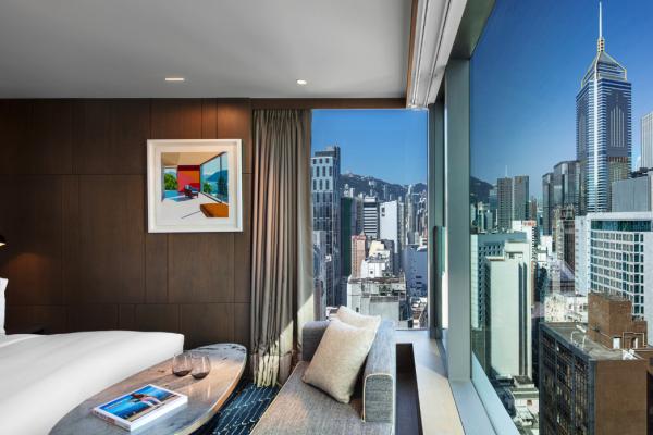 the hari hong kong daytime view